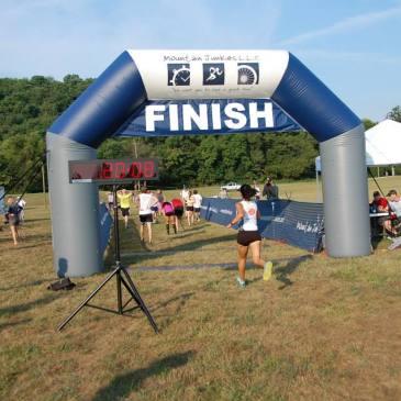 Fab 5k finish